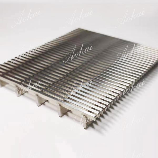 Wedge Wire Panel